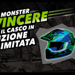 "VINCI UN CASCO ""MONSTER"" DA PENNY MARKET"